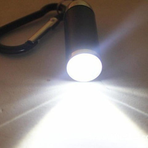 1W Mini Pocket LED Flashlight