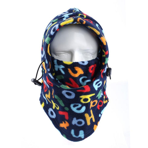 Winter Warm Neck Mask