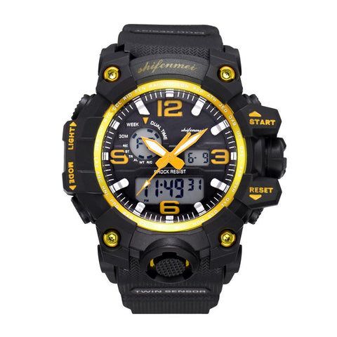 Multifunctional Waterproof Electronic Watch