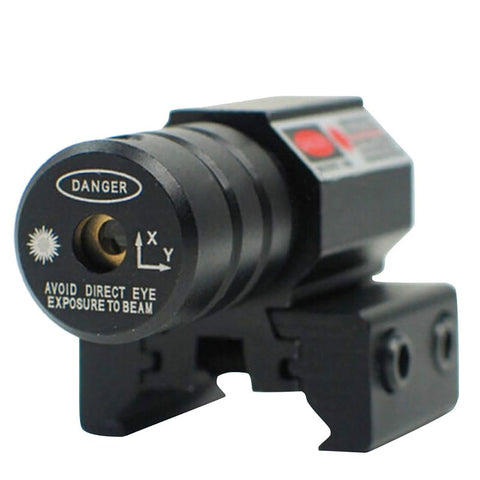 Red Dot Laser Sight Pistol Adjust
