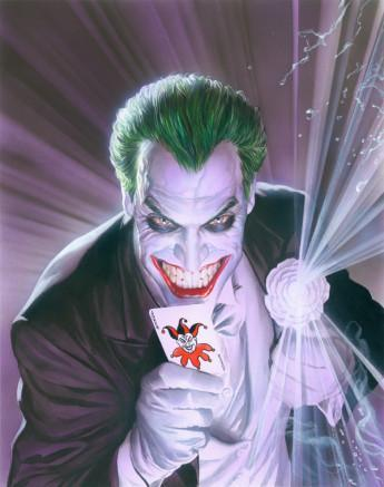 ALEX ROSS MYTHOLOGY SERIES: THE JOKER
