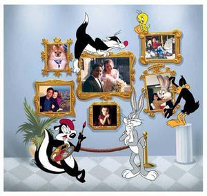 LOONEY TUNES ART OPENING