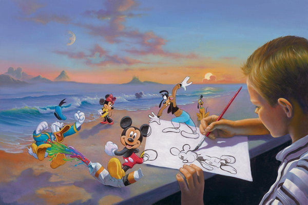 DISNEY LIMITED EDITION: DREAM MAKER