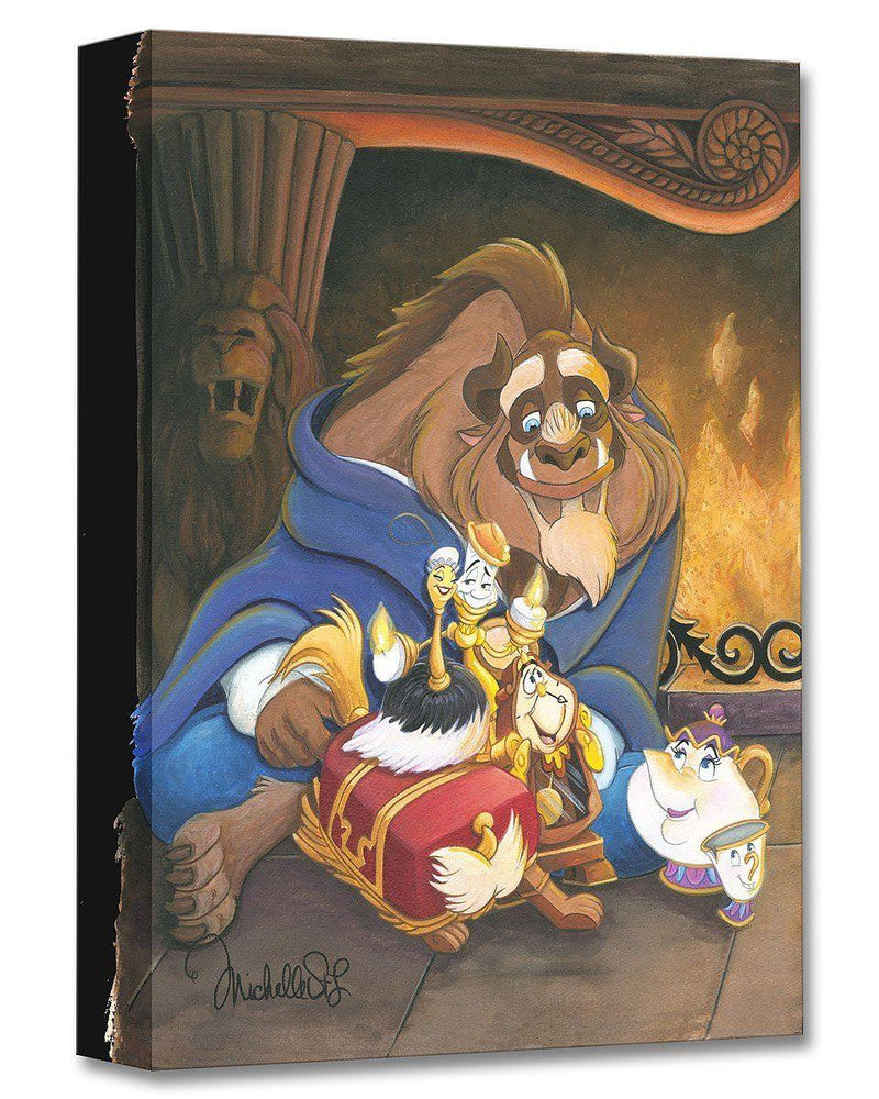 DISNEY TREASURES: FAMILY OF ENCHANTED THINGS Disney Treasure DISNEY FINE ART