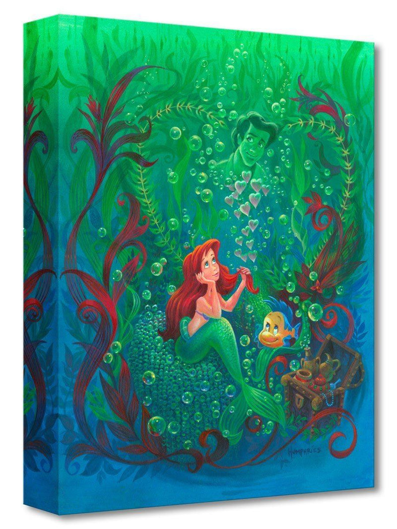DISNEY TREASURES: FOREVER IN MY HEART Disney Treasure DISNEY FINE ART