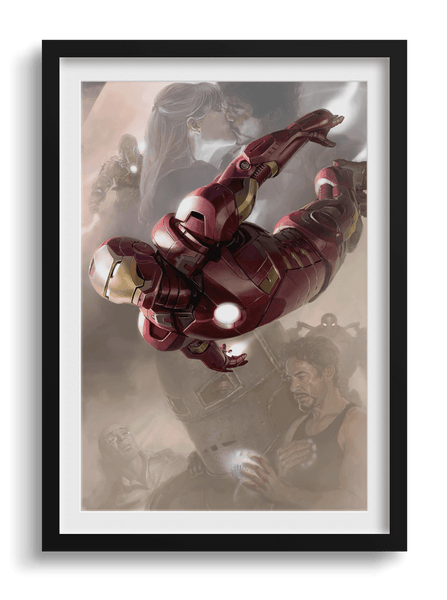 LEGENDS: IRON MAN