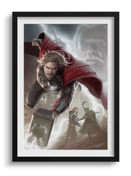 LEGENDS: THOR