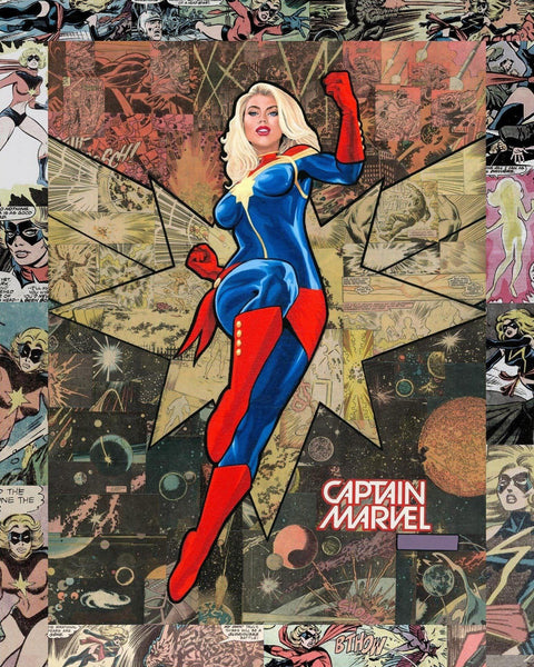 LEGACY: CAPTAIN MARVEL