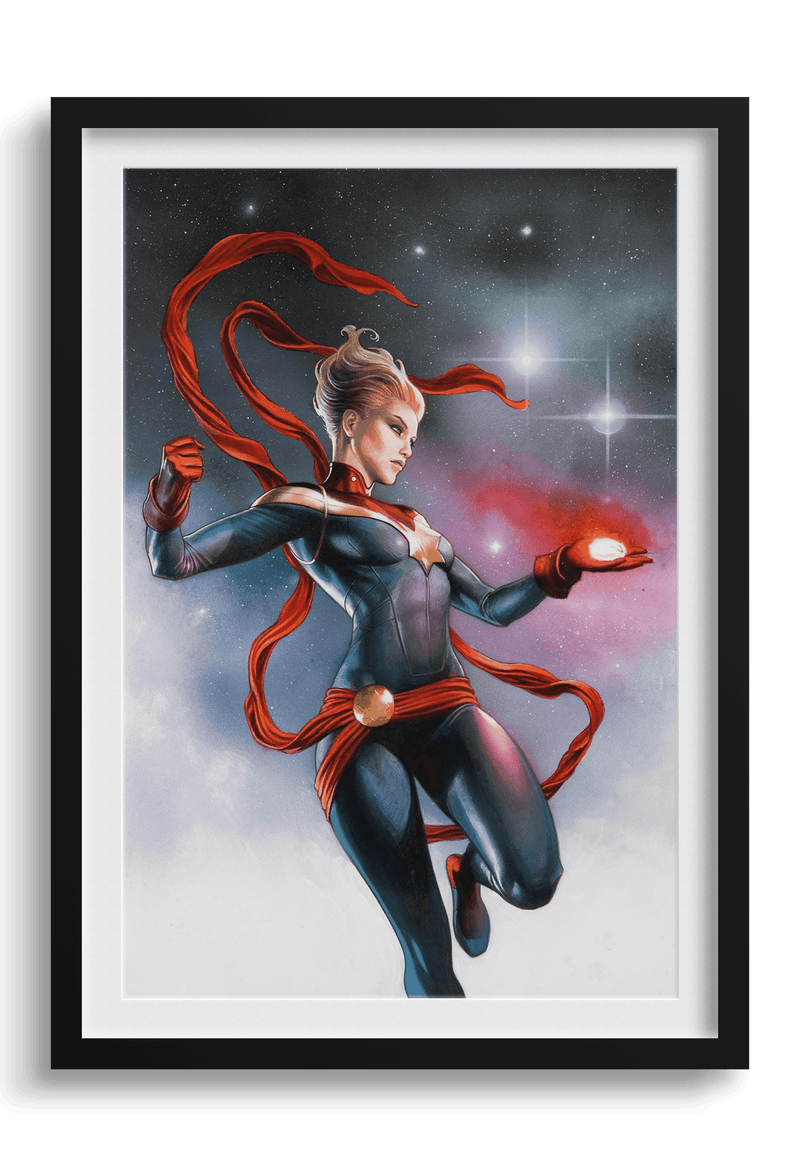 MARVELOUS BY ADI GRANOV Giclée On Canvas MARVEL FINE ART
