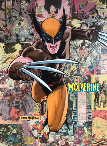 RANDY MARTINEZ LEGACY COLLECTION: WOLVERINE