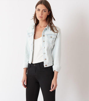 Denim Jacket AZURE