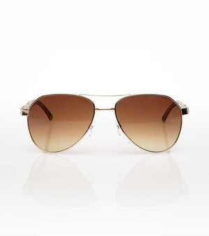 Aviator Sunglasses GOLD/SNAKE