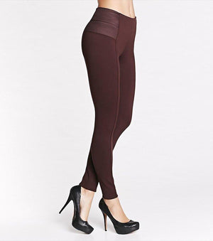 High Rise Legging with Side Details NAVY;Charcoal;TARMAC;Jet Black