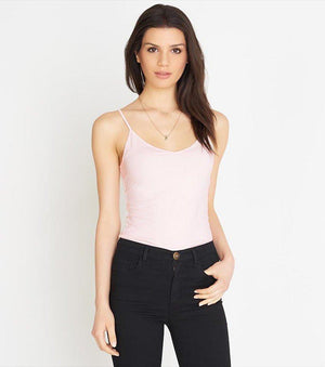 V-Neck Cami PURPLE GUMDROP;MAUVE CHALK;DESERT FLOWER;WINTER SKY