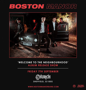 BOSTON MANOR AT CHURCH