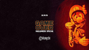 GAME OVER - HALLOWEEN SPECIAL