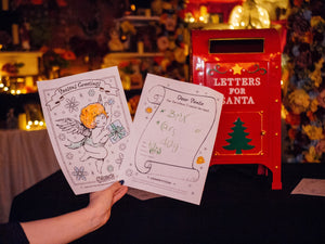 COMPETITION - LETTERS TO SANTA