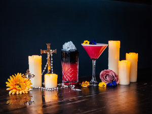 ROMEO & JULIET COCKTAILS