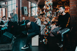 BRING ME THE HORIZON SIGNING - GALLERY