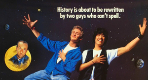 Movie Club - Bill and Ted's Excellent Adventure