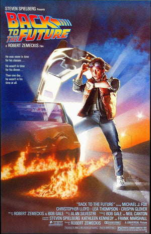 MOVIE CLUB - BACK TO THE FUTURE