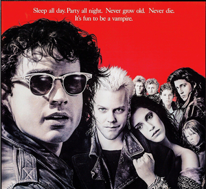 HALLOWEEN MOVIE CLUB - LOST BOYS