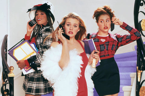 MOVIE CLUB - CLUELESS