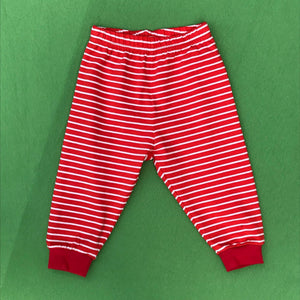 Organic Cotton Stripe Childrens Pyjamas