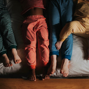 Stripe Pyjama Bottoms Organic Cotton