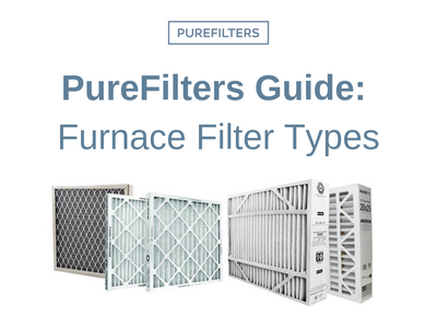 Get to Know the Different Types of Furnace Filters
