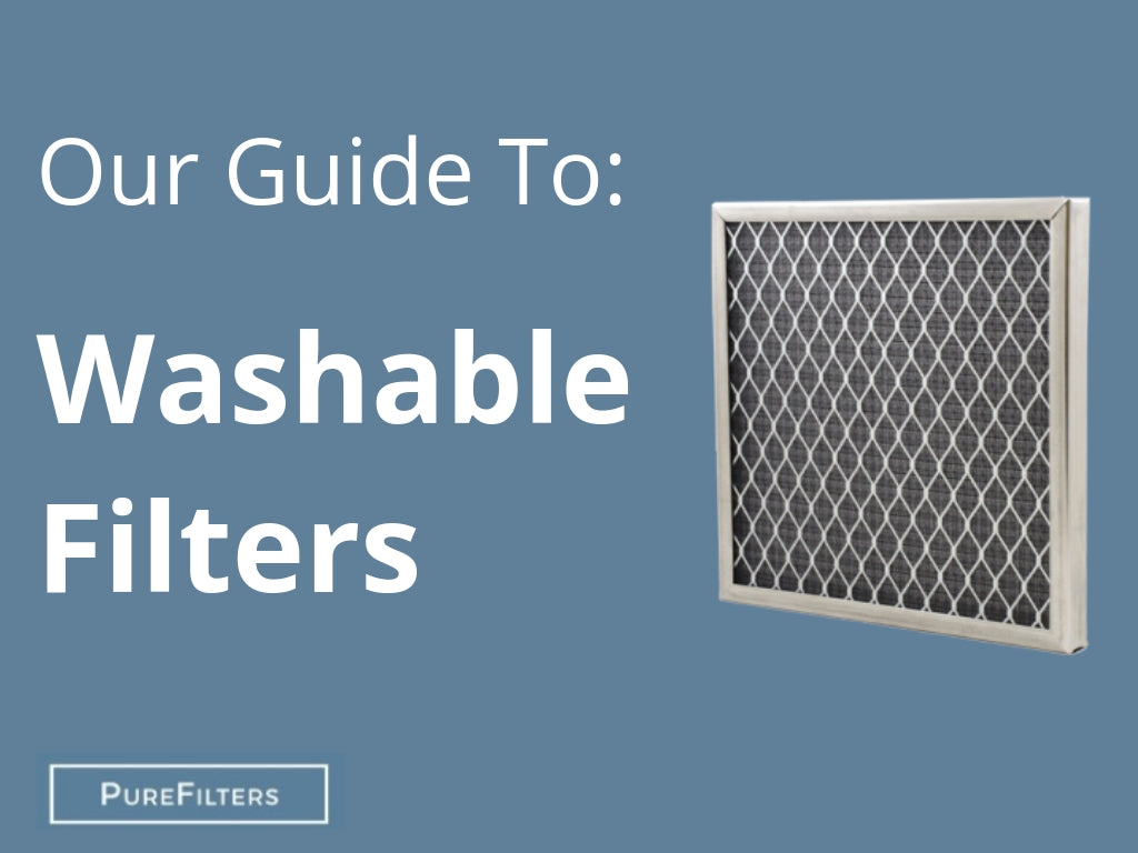 The Truth About Washable Filters