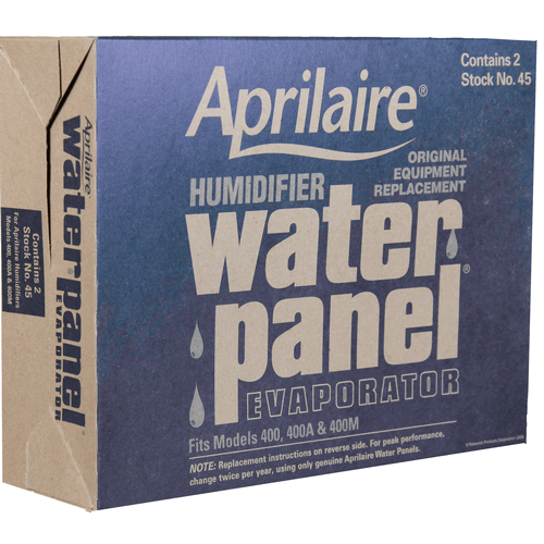 Aprilaire Water Panel 45 (2-Pack) Humidifier Filter Pad - PureFilters.ca