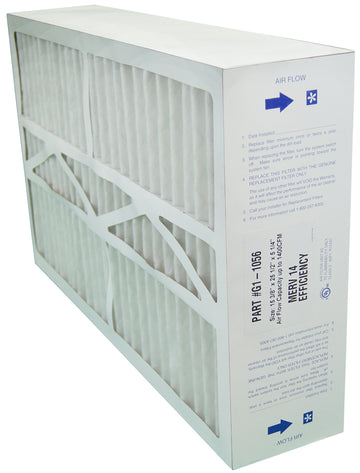 Electro Air Five Seasons G1-1056 - Furnace Filters 16x25x6 MERV 14