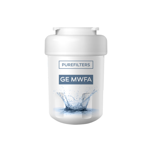 GE MWFA Compatible Refrigerator Water Filter - PureFilters.ca