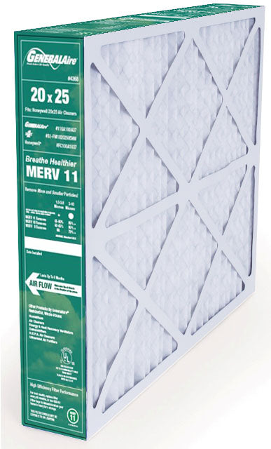 Generalaire / Reservepro 4368 MERV 11 20x25x5 Furnace Filter - PureFilters.ca