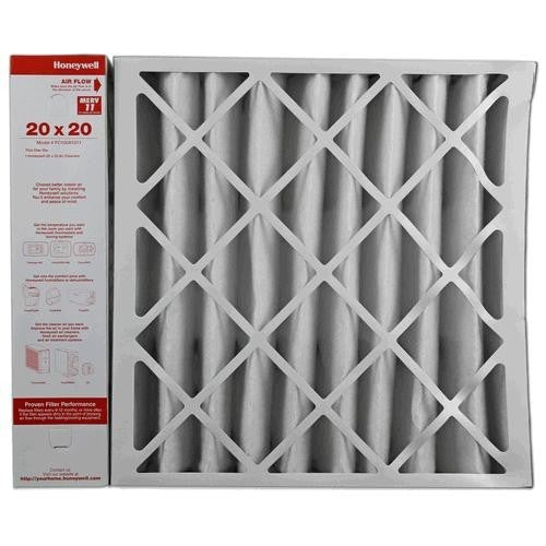 Honeywell FC100A1011 - OEM Pleated 20x20x4 MERV 11 Air Filter - PureFilters.ca