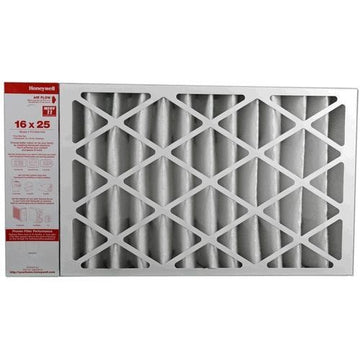 Honeywell FC100A1029 - OEM Pleated Air Filter 16x25x4 MERV 11