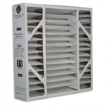 Lennox X0585 - Healthy Climate Cabinet 20x20x5 MERV 11 Furnace Filter (OEM)