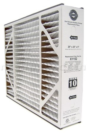 Lennox X1152 - MF1-20 20x25x5 MERV 11 Furnace Filter