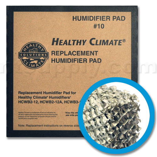 Lennox X2660 - Healthy Climate #10 Water Panel Evaporator Humidifier Pad - PureFilters.ca