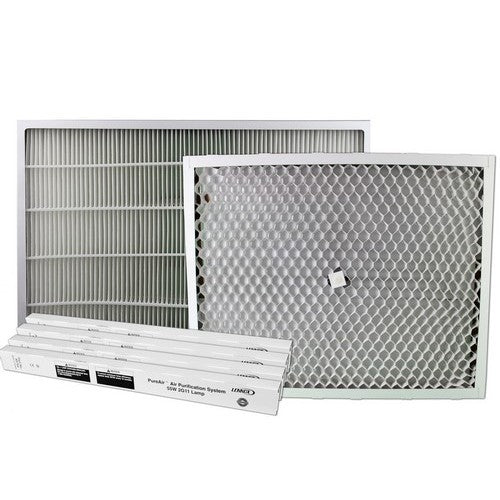 Lennox X8347 - PureAir PCO-12C MERV 16 Maintenance Kit with Insert 17x26x4 - PureFilters.ca
