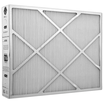 Lennox Y6605 - size 16x26x5 MERV 16 pleated media filter
