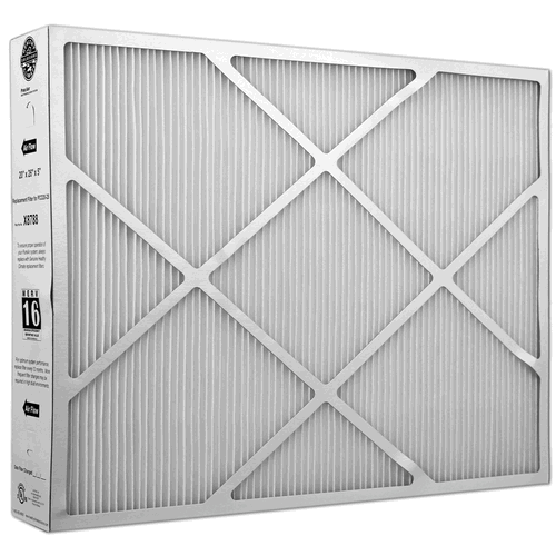 Lennox Y6605 - 16x26x5 MERV 16 Pleated Media Filter - PureFilters.ca