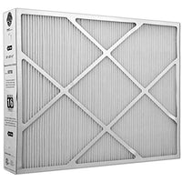 Lennox Y6606 - Size 20x21x5 MERV 16 Pleated Media Filter - PureFilters.ca