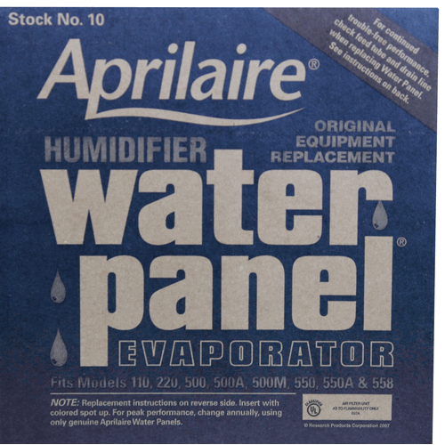 Aprilaire Water Panel 10 Humidifier Filter Pad - PureFilters.ca