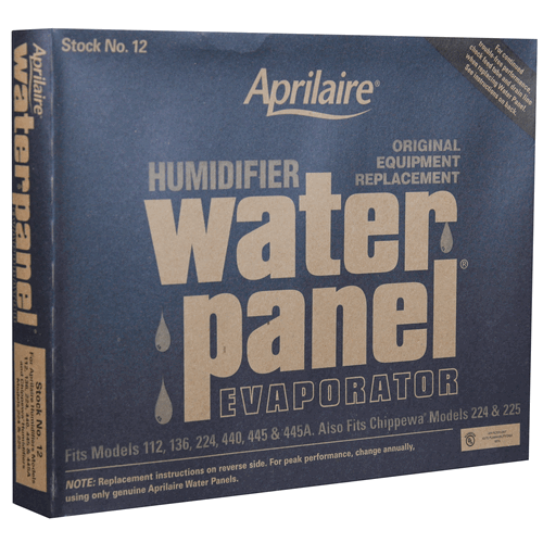 Aprilaire Water Panel 12 Humidifier Pad - PureFilters.ca