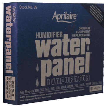 Aprilaire Water Panel 35 Humidifier Filter Pad