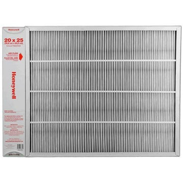 Honeywell FR8000F2025 - Pleated 20x25x4 MERV 15 Air Filter