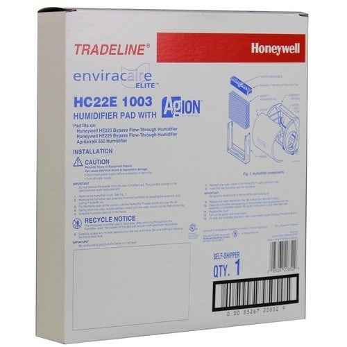 Honeywell HC22E1003 - Water Panel Humidifier Filter Pad - PureFilters.ca
