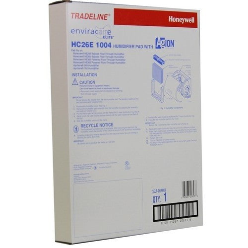 Honeywell HC26E1004 - Humidifier Water Panel Humidifier Pad
